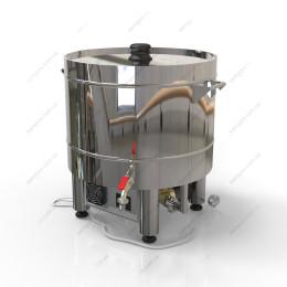 Пивоварня 37 литров автоматическая с бункером