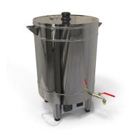 Пивоварня автоматическая 62 литра с фальшдном