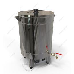 Пивоварня автоматическая 62 литра с бункером