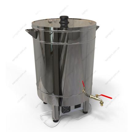 Пивоварня 62 литра автоматическая с бункером