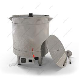 Пивоварня автоматическая 98 литров с фальшдном