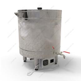 Пивоварня автоматическая 98 литров с бункером