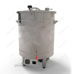 Пивоварня-дистиллятор 115 литров автоматическая с бункером