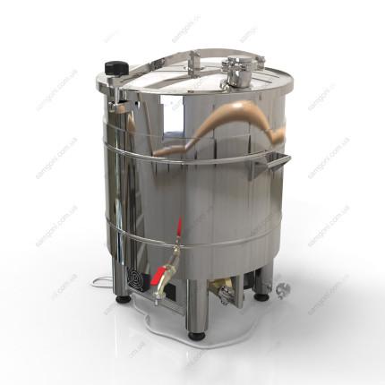 Пивоварня-дистиллятор 47 литров автоматическая с бункером
