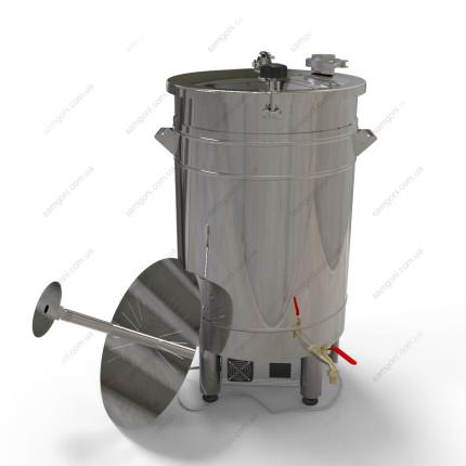 Пивоварня-дистиллятор 72 литра автоматическая с фальшдном