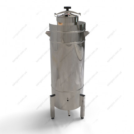 Ферментер 125 литров со скошенным дном