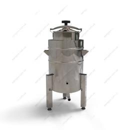 Ферментер 35 литров со скошенным дном
