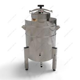 Ферментер 65 литров со скошенным дном