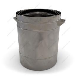 Кастрюля 62 литра из нержавейки