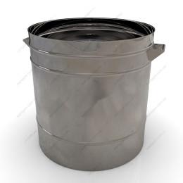 Кастрюля 98 литров из нержавейки