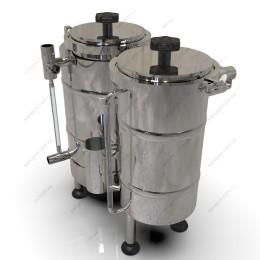 Непрерывный парогенератор 7,5 кВт