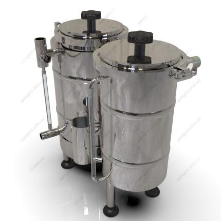 Непрерывный парогенератор мощностью 7,5 кВт