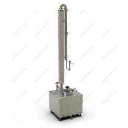 Непрерывная бражная колонна 6 кВт