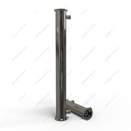 Кожухотрубный конденсатор 2 дюйма, длина на 500 мм