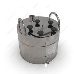 Перегонный куб 37 литров с фланцевой крышкой