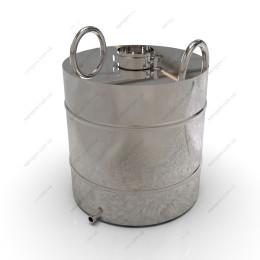 Перегонный куб 50 литров, крышка – кламп 4 дюйма