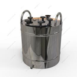 Перегонный куб 50 литров с фланцевой крышкой