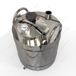 Перегонный куб 50 литров с крышкой от скороварки
