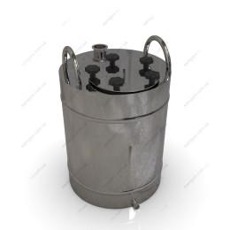 Перегонный куб 62 литра с фланцевой крышкой