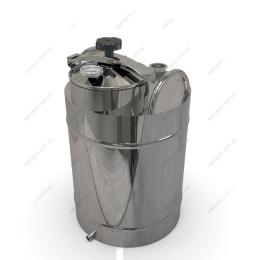 Перегонный куб 62 литра с крышкой от скороварки