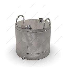 Перегонный куб 72 литра, крышка – кламп 4 дюйма